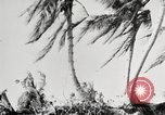 Image of United States soldiers Enewetak Atoll Marshall Islands, 1944, second 37 stock footage video 65675061241