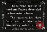 Image of United States Infantry World War 1 France, 1918, second 5 stock footage video 65675061243