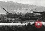 Image of Railway Gun in Meuse-Argonne Offensive France, 1918, second 25 stock footage video 65675061244