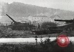 Image of Railway Gun in Meuse-Argonne Offensive France, 1918, second 26 stock footage video 65675061244