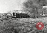 Image of Railway Gun in Meuse-Argonne Offensive France, 1918, second 27 stock footage video 65675061244