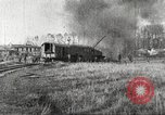 Image of Railway Gun in Meuse-Argonne Offensive France, 1918, second 28 stock footage video 65675061244