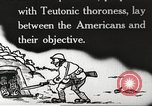 Image of US forces in Meuse-Argonne World War 1 France, 1918, second 4 stock footage video 65675061248