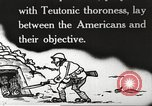 Image of US forces in Meuse-Argonne World War 1 France, 1918, second 7 stock footage video 65675061248