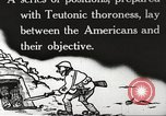 Image of US forces in Meuse-Argonne World War 1 France, 1918, second 11 stock footage video 65675061248