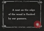 Image of United States troops advance Argonne forest France, 1918, second 36 stock footage video 65675061250