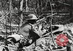 Image of United States troops advance Argonne forest France, 1918, second 45 stock footage video 65675061250