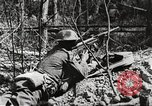 Image of United States troops advance Argonne forest France, 1918, second 46 stock footage video 65675061250