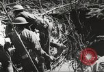Image of United States troops advance Argonne forest France, 1918, second 49 stock footage video 65675061250