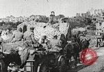 Image of US troops take Montfaucon Hill France, 1918, second 20 stock footage video 65675061251
