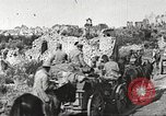 Image of US troops take Montfaucon Hill France, 1918, second 21 stock footage video 65675061251