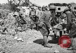 Image of US troops take Montfaucon Hill France, 1918, second 42 stock footage video 65675061251