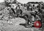 Image of US troops take Montfaucon Hill France, 1918, second 43 stock footage video 65675061251