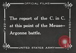 Image of General John Pershing France, 1918, second 3 stock footage video 65675061252
