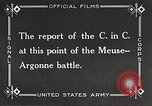 Image of General John Pershing France, 1918, second 7 stock footage video 65675061252
