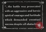 Image of General John Pershing France, 1918, second 20 stock footage video 65675061252