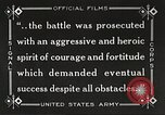 Image of General John Pershing France, 1918, second 30 stock footage video 65675061252