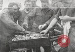 Image of German prisoners held by US in World War 1 France, 1918, second 22 stock footage video 65675061253