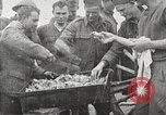 Image of German prisoners held by US in World War 1 France, 1918, second 23 stock footage video 65675061253
