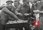 Image of German prisoners held by US in World War 1 France, 1918, second 25 stock footage video 65675061253