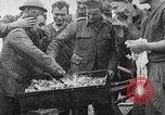 Image of German prisoners held by US in World War 1 France, 1918, second 26 stock footage video 65675061253