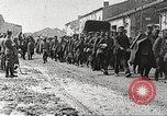 Image of German prisoners held by US in World War 1 France, 1918, second 43 stock footage video 65675061253