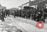 Image of German prisoners held by US in World War 1 France, 1918, second 45 stock footage video 65675061253