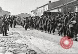 Image of German prisoners held by US in World War 1 France, 1918, second 46 stock footage video 65675061253
