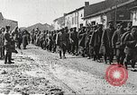 Image of German prisoners held by US in World War 1 France, 1918, second 49 stock footage video 65675061253