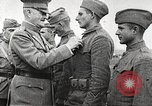 Image of John Pershing decorates US troops France, 1918, second 25 stock footage video 65675061254