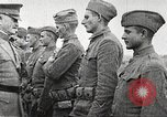 Image of John Pershing decorates US troops France, 1918, second 29 stock footage video 65675061254
