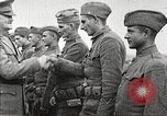 Image of John Pershing decorates US troops France, 1918, second 30 stock footage video 65675061254