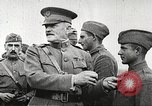 Image of John Pershing decorates US troops France, 1918, second 35 stock footage video 65675061254