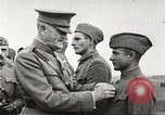 Image of John Pershing decorates US troops France, 1918, second 38 stock footage video 65675061254