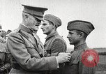 Image of John Pershing decorates US troops France, 1918, second 39 stock footage video 65675061254