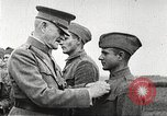 Image of John Pershing decorates US troops France, 1918, second 40 stock footage video 65675061254