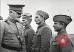 Image of John Pershing decorates US troops France, 1918, second 47 stock footage video 65675061254