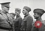 Image of John Pershing decorates US troops France, 1918, second 48 stock footage video 65675061254