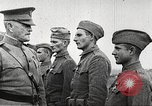 Image of John Pershing decorates US troops France, 1918, second 50 stock footage video 65675061254