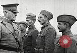 Image of John Pershing decorates US troops France, 1918, second 51 stock footage video 65675061254