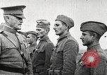 Image of John Pershing decorates US troops France, 1918, second 52 stock footage video 65675061254
