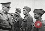 Image of John Pershing decorates US troops France, 1918, second 53 stock footage video 65675061254