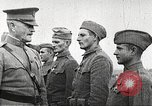 Image of John Pershing decorates US troops France, 1918, second 54 stock footage video 65675061254