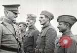 Image of John Pershing decorates US troops France, 1918, second 56 stock footage video 65675061254