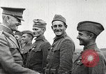Image of John Pershing decorates US troops France, 1918, second 57 stock footage video 65675061254