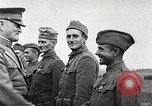 Image of John Pershing decorates US troops France, 1918, second 58 stock footage video 65675061254