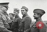 Image of John Pershing decorates US troops France, 1918, second 60 stock footage video 65675061254