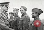 Image of John Pershing decorates US troops France, 1918, second 61 stock footage video 65675061254