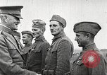 Image of John Pershing decorates US troops France, 1918, second 62 stock footage video 65675061254