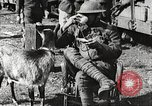 Image of United States soldiers relaxing World War 1 France, 1918, second 31 stock footage video 65675061255
